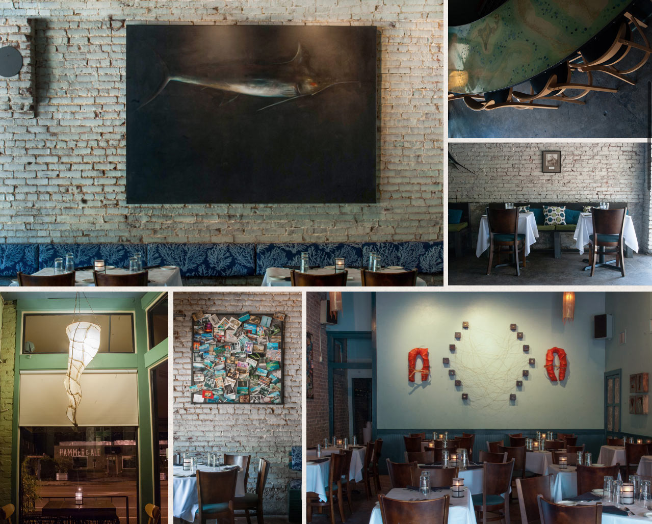 Tsunami Restaurant Photography - By Max Malcolms