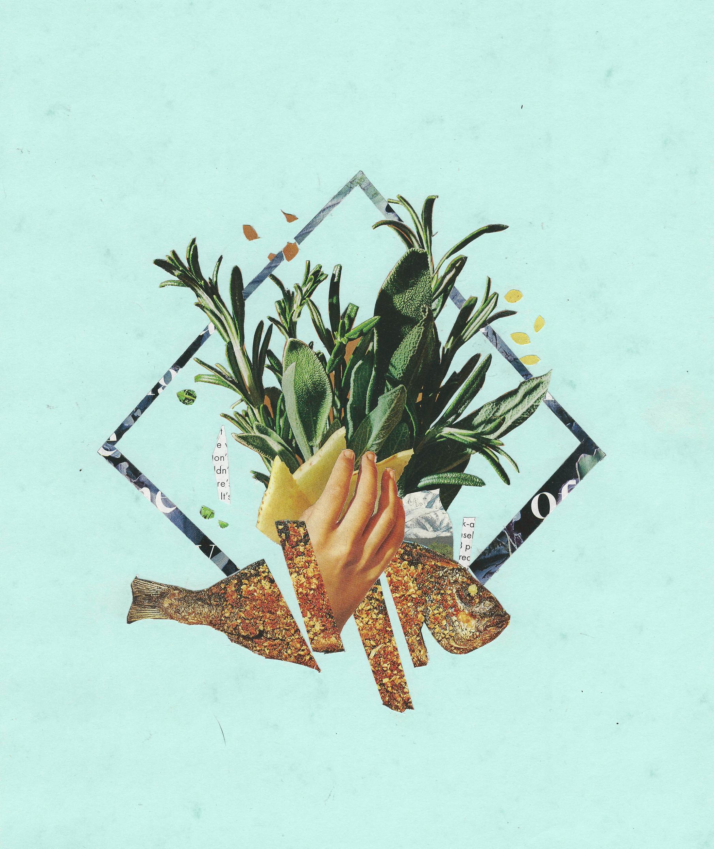 Bon Appetit Collage 1